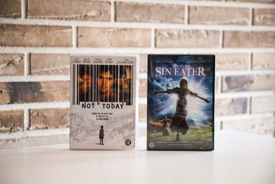 Grote collectie DVD's
