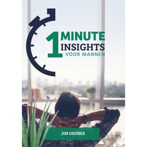 One-minute insights voor MANNEN