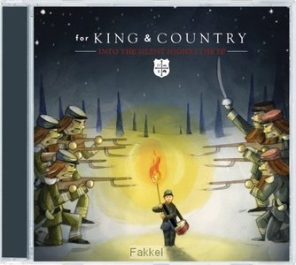 for King and Country cd, Into the silent night EP