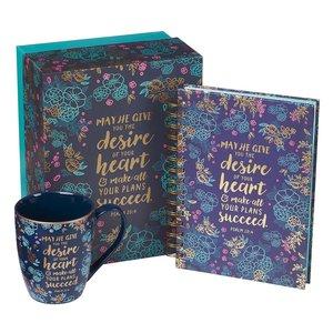 Desire of your heart - Journal & Mug
