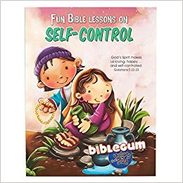 Bible Lessons on Self-Control