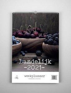 Landelijk Weekplanner 2021 Majestically