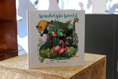Wonderlijke wereld kinderboek