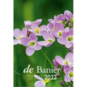 de Banier dagboek kalender 2022 kleine letter