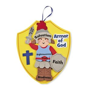 Craft kit armor of God per stuk