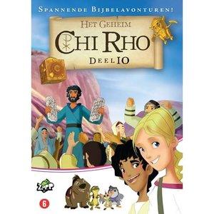 Chi Rho het geheim deel 10