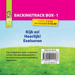 Backingtrackpakket 1