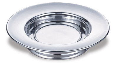 Communion Ware Stacking Bread Plate