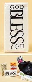 God Bless You Tissues (enkel)