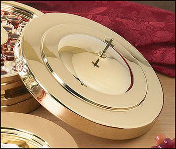Deksel voor Avondmaalschaal Brass Kleur