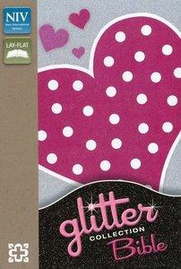 NIV Glitter Bible (Heart)