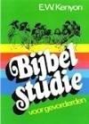 Bijbelstudie Voor Gevorderden
