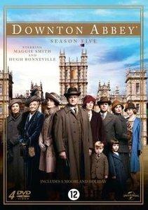 Downton abbey s5(hele seizoen)