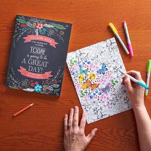 Kleurplaten Voor Volwassenen De Standaard.Today Is Going To Be A Great Day Kleurboek Voor Volwassenen The