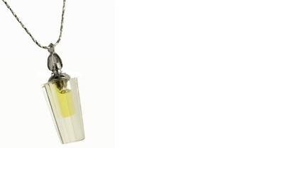 Hanger kristal fles anointing oil