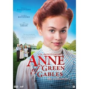 Anne of Green Gables DVD Collection