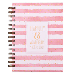 Journal 'Fearfully & wonderfully made'