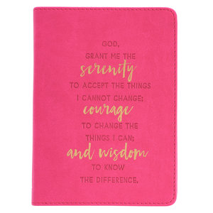 Journal Serenity, Courage and Wisdom
