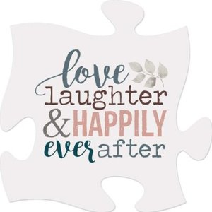 Love laughter puzzelstuk