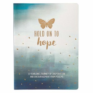 Hold on to Hope journal